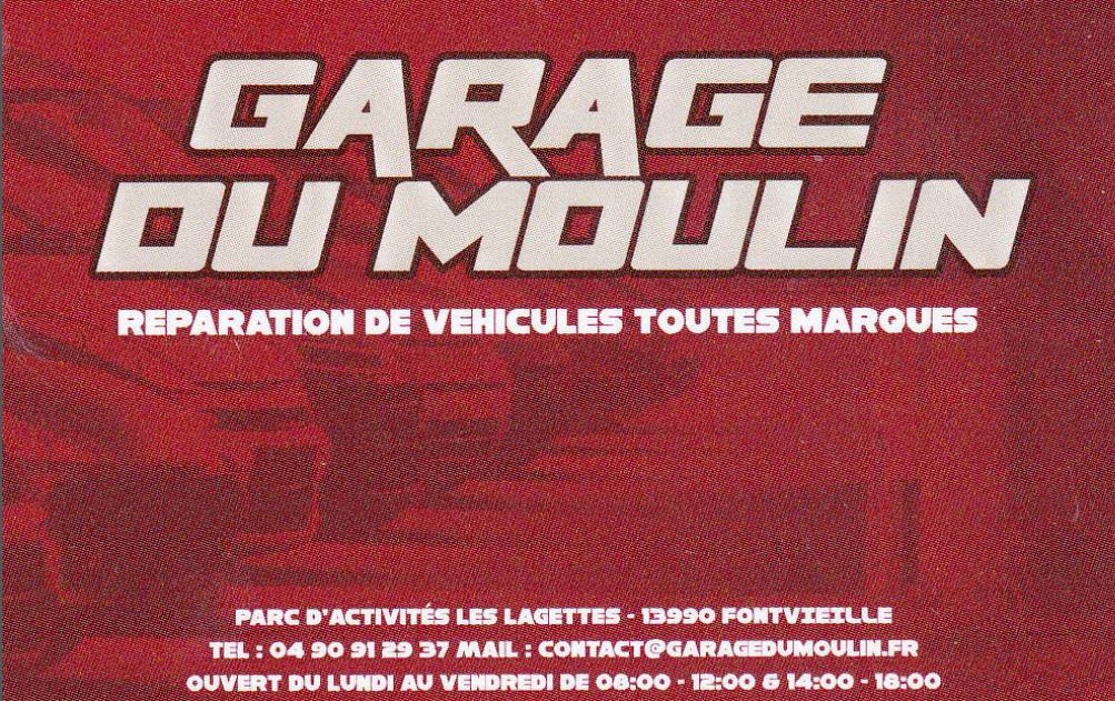 Garage du Moulin