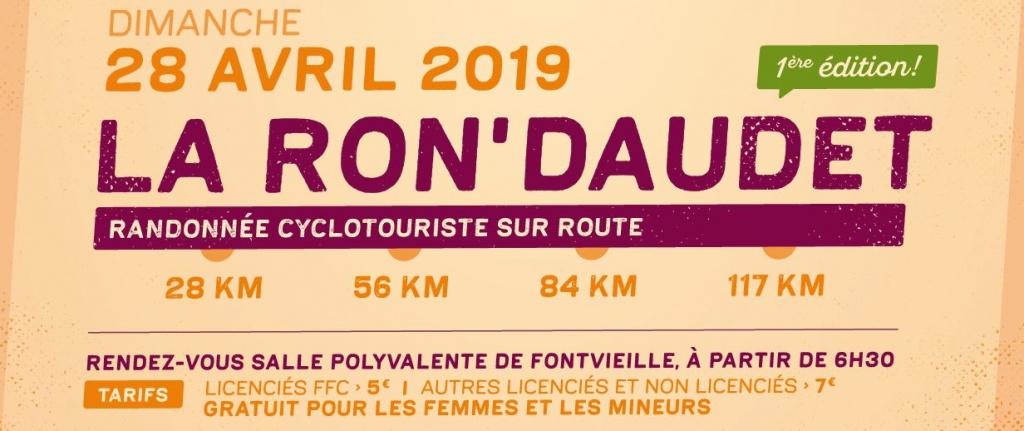 RON'DAUDET 2019 @ Fontvieille